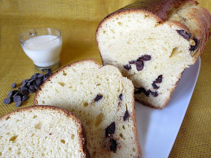 Pan de brioche I