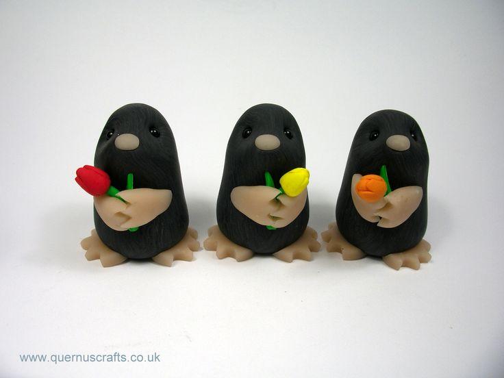 Wee Tulip Mole (£24 each)