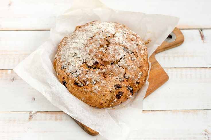 Barmbrack – perinteinen irlantilainen makea leipä