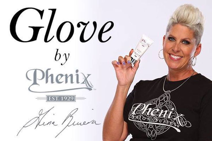 Create the beautiful hands that you have always wanted. Try Glove by Phenix 1929 designed by Phenix Founder & Beauty Expert Gina Rivera.