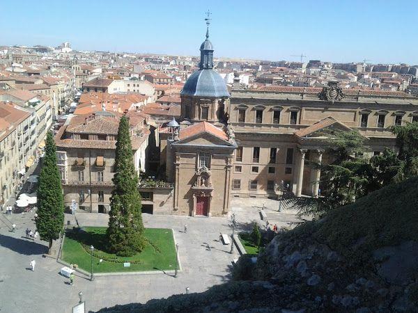 palacio de anaya facultad de filologia