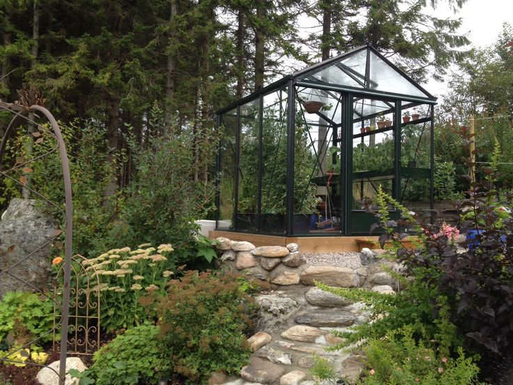 Willab Gardens växthus Maxi 3.