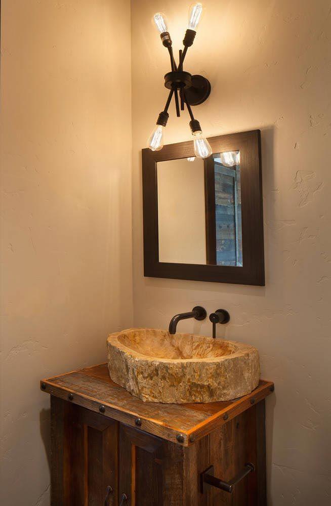 Whitefish Mountain Residence by Sage Interior Design - CAANdesign