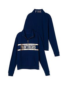 University of Pittsburgh Boyfriend Half Zip
