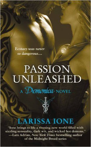 81 best paranormal romance books images on pinterest paranormal passion unleashed by larissa ione fandeluxe Images