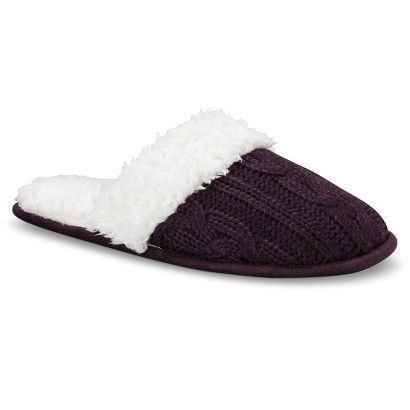 Women's Knit Slipper