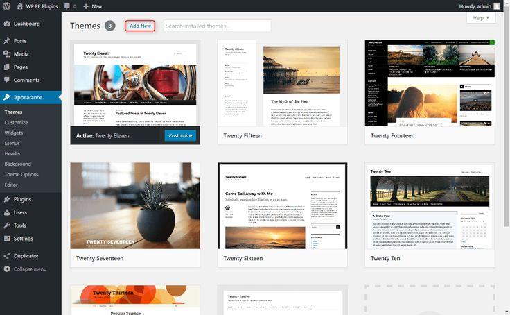 How to install a WordPress theme? #tips #tutorial #WordPress #theme