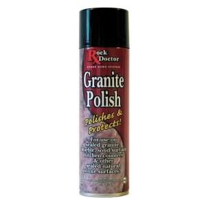 Rock Doctor 21 oz. Granite Polish 35121 at The Home Depot - Mobile