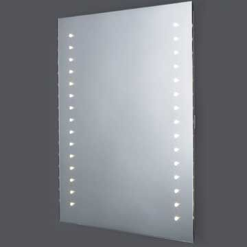 Our Slimline LED Mirror Has An Ultra Slim Profile Mounting Almost Flush To The Wall