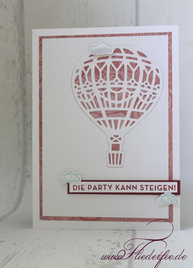 www.fliederfee.de: Stampin' Up! Karte, Frühjahrskatalog 2017