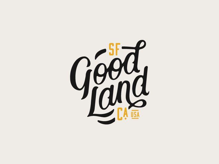 New Good Land Script