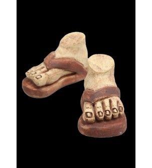 Feet Sculpture