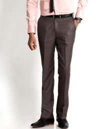 Genesis Smart Brown Trouser