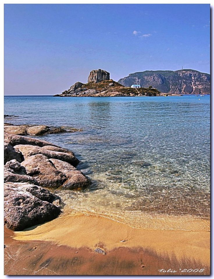 kefalos beach