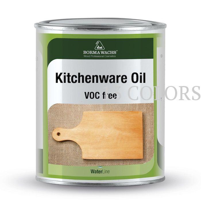 Масло для деревянной посуды KITCHENWARE OIL