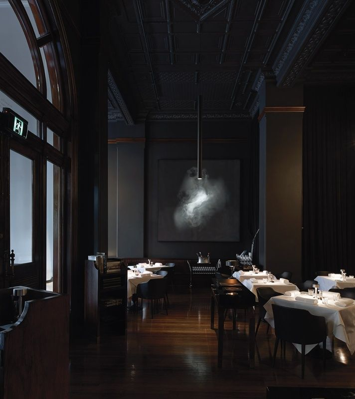 The Best Cafe, Bar And Restaurant Interiors Of The Year: Shortlisted: Best  Restaurant Design Rockpool Est. 1989 By Grant Cheyne.
