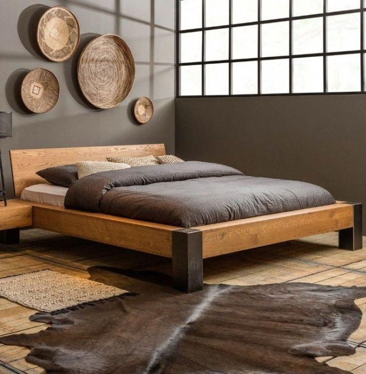 Platform Beds Have Become The Choice For The Individual That