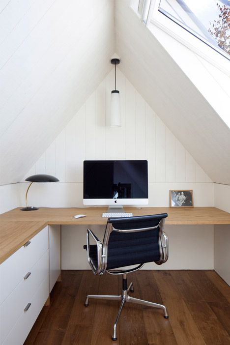 1000 Ideas About Loft Office On Pinterest Industrial