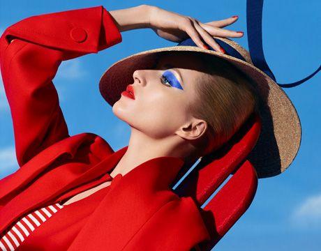 Look Dior Transat Spring - Summer 15