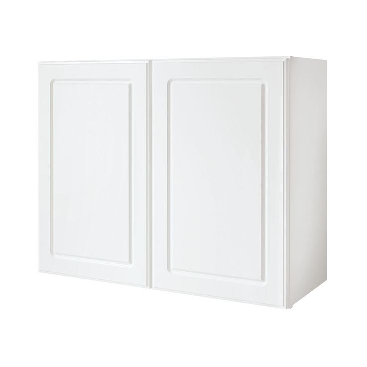 Shop kitchen classics concord 30 in w x 24 in h x 12 in d for Kitchen cabinets 30 x 18