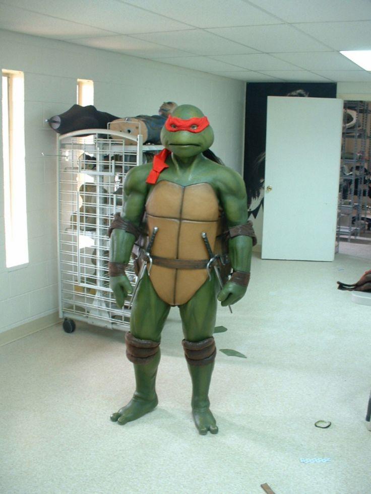 Cowabunga ! Ils créent le plus beau costume de Tortue ninja encore jamais vu | Buzzly