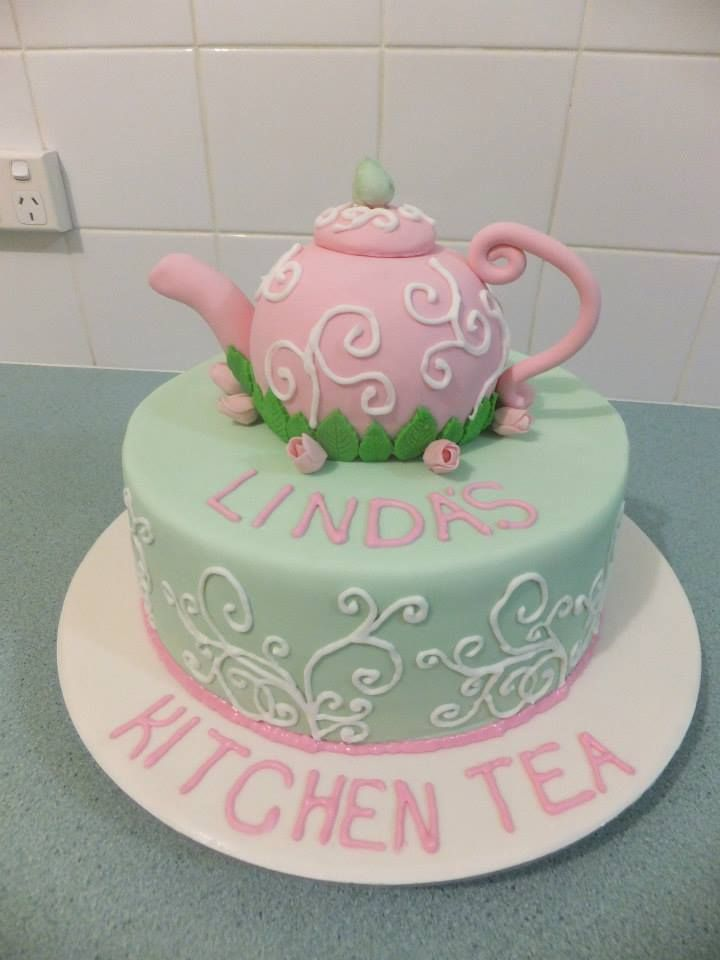 Kitchen Tea Cake