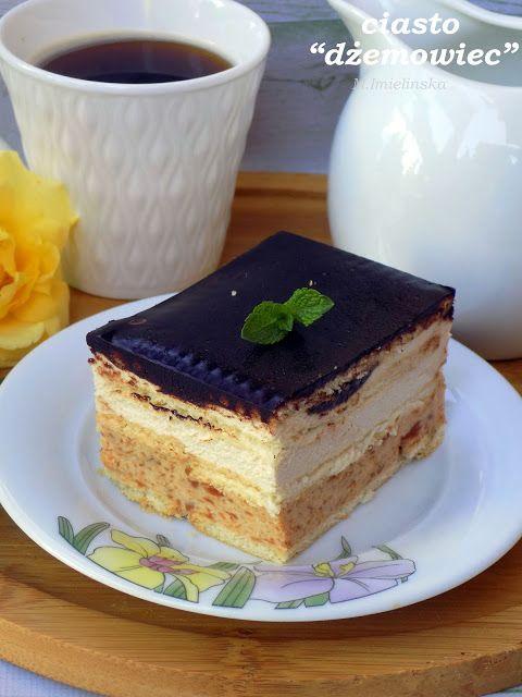 Domowa Cukierenka Domowa Kuchnia Ciasto Dzemowiec Ciasta