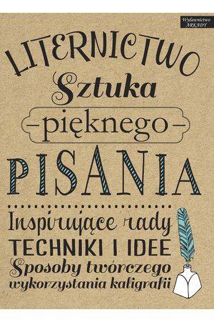 Liternictwo. Sztuka pięknego pisania - Arkady