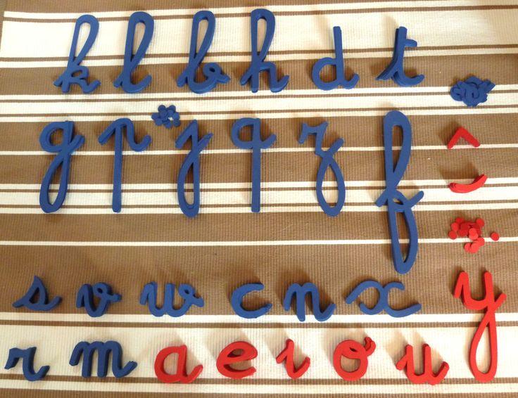 Alphabet mobile by MMPQ