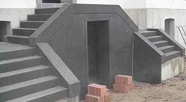 Treppenanlage-Aussentreppe