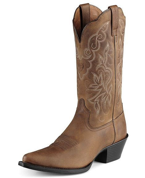 love my Ariat boots!