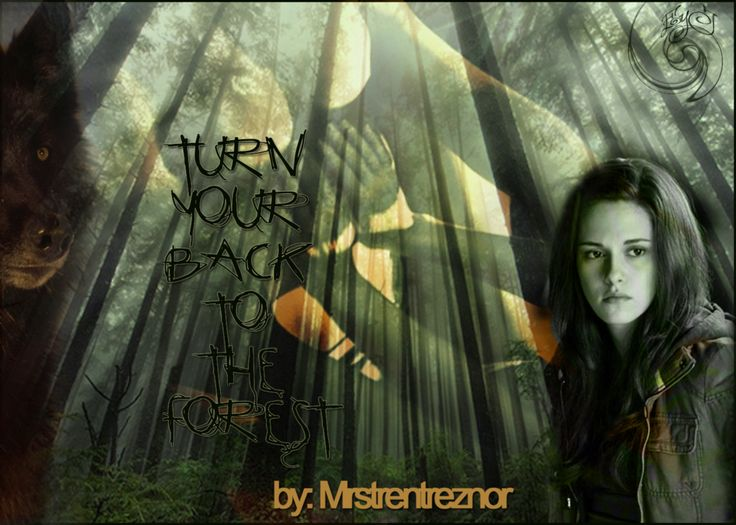 Turn your back to the forest By: Mrstrentreznor  Set at the time of the newborn battle in Eclipse but in a Cullen free world. Victoria and her new coven are coming to La Push and Jake fights, instead of staying with Bella. Quil gets the short straw.  https://www.fanfiction.net/s/6956072/1/Turn-your-back-to-the-forest
