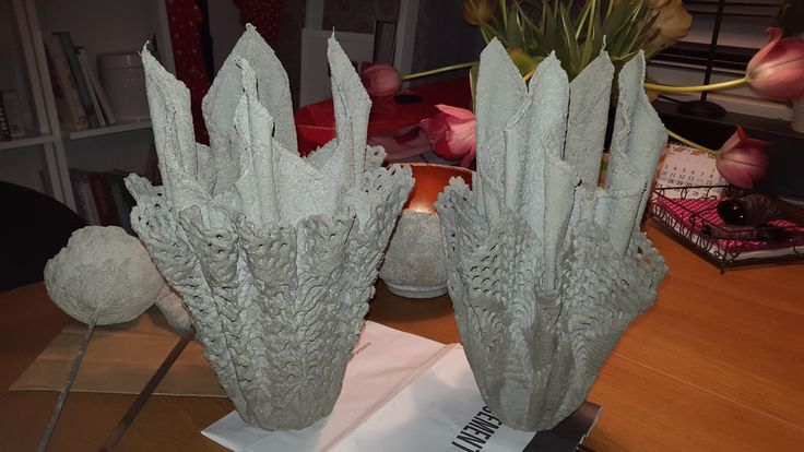 Vaser i betong