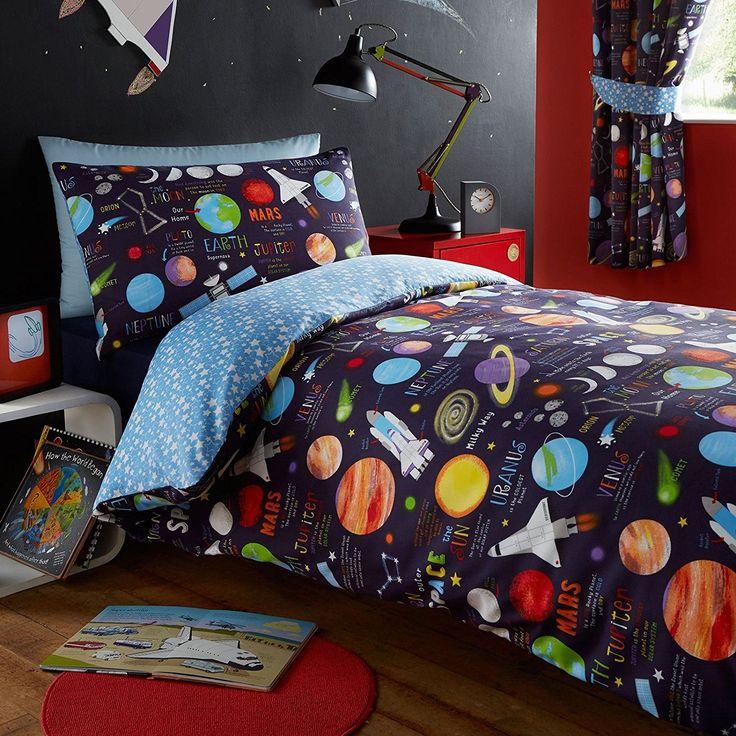 112 besten kinderzimmer weltraum bilder auf pinterest. Black Bedroom Furniture Sets. Home Design Ideas