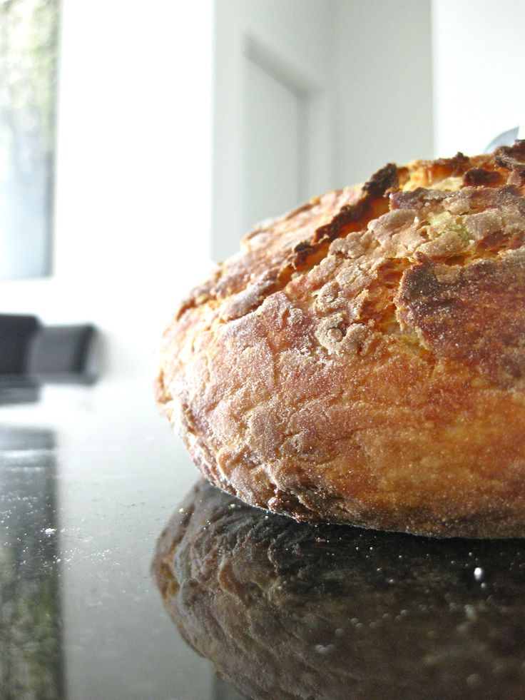 Beautiful Amazing Bread Recipe!