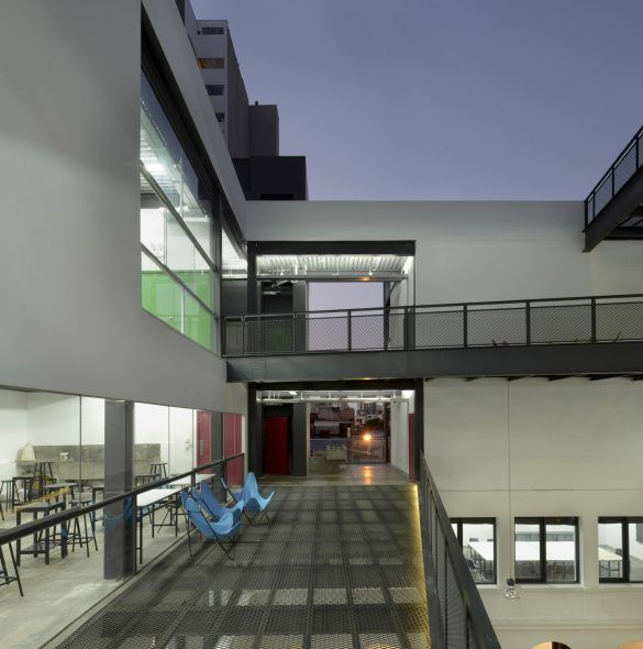 School Of Visual Arts Arquitectura Escolar Arquitectura