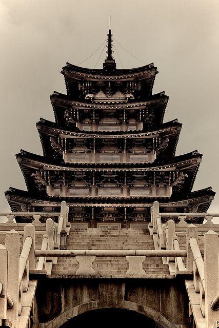 joseon dynasty | Gyeongbokgung Palace Pagoda Joseon Dynasty Seoul Korea 100820111857 ...