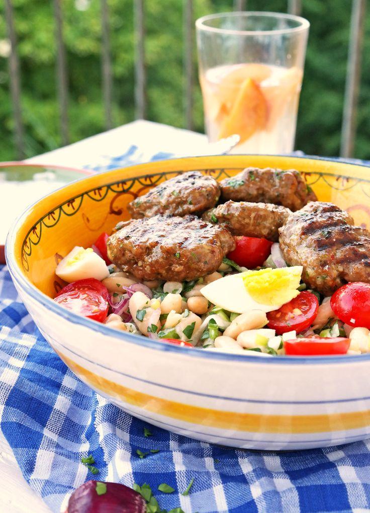 Weisse bohnen salat gesund