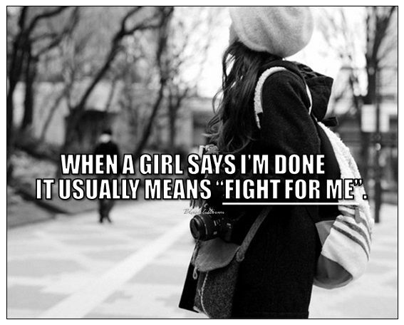 17 Best Fight For Love Quotes On Pinterest