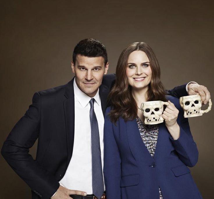 Bones S12 Cast Promotional Photo