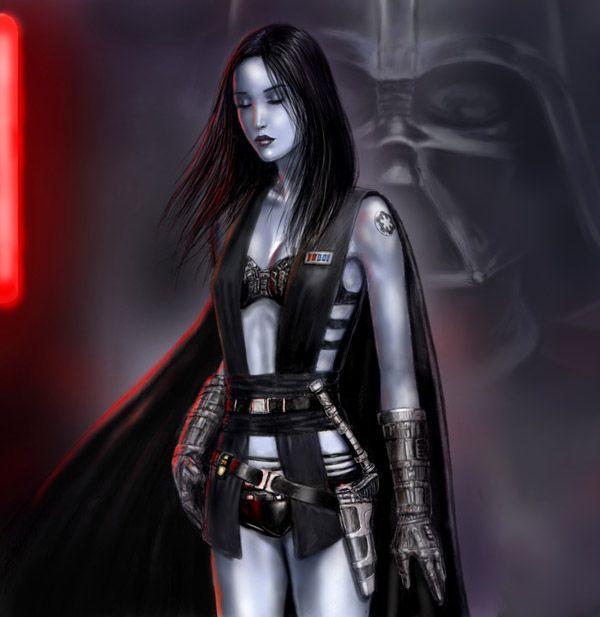 Random Star Wars Art