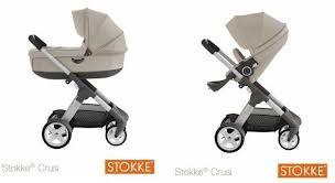 stokke crusi (ook voor 2 kindjes met leeftijdsverschil) € 1320 (alles van foto) (babyzaak-online.nl)