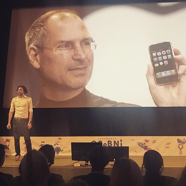 @petrmara #osobnirust18 #apple #iphone #stevejobs