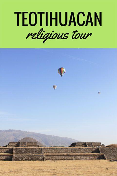 Book Of Mormon Religious Teotihuacan Tour