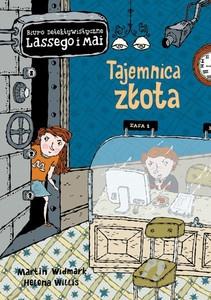 Zakamarki Tajemnica złota (6+)  i inne Tajemnice - kryminał dla dzieci:) http://www.bokado.pl/pl/searchquery/biuro/1/full/5?url=biuro