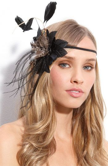 Tasha So Fresh & So Fly Fascinator Head Wrap ~ Nordies