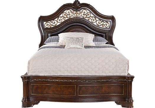Shop For A Handly Manor 3 Pc Queen Bed At Rooms To Go Find Beds That Will Look Great In Your