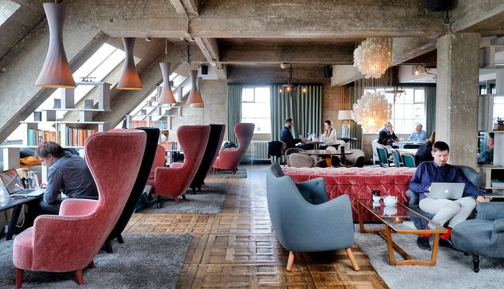 Sitting room Soho House London Cool stuff Pinterest Soho
