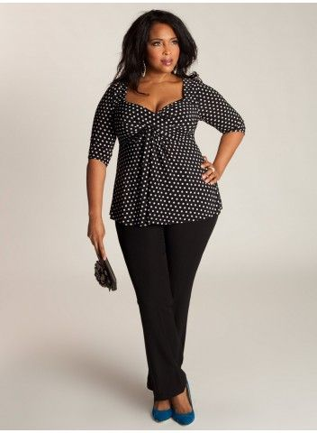 Agnessa Top Big curvy plus size women are beautiful! fashion curves real women accept your body body consciousness
