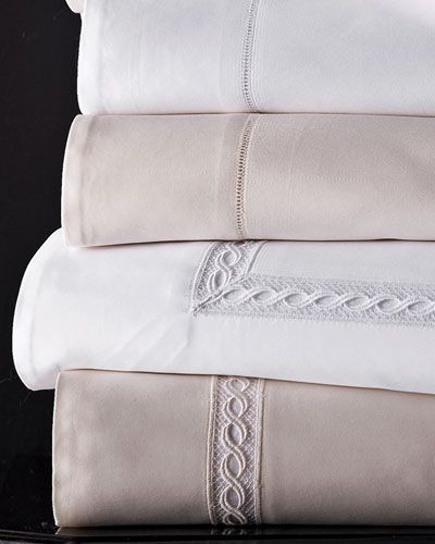 Sheets, Egyptian Cotton Sheets & High Thread Count Sheets | Neiman Marcus